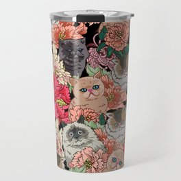Because Cats Travel Mug