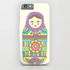 Russian Doll iPhone 6s Slim Case