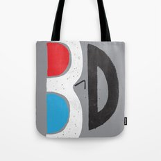 I Like It 3D Tote Bag