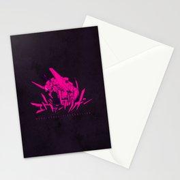 122 Eva Pink Stationery Cards