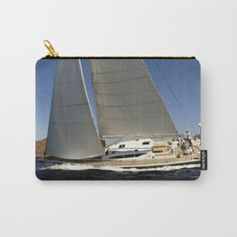 sail racer Carry-All Pouch