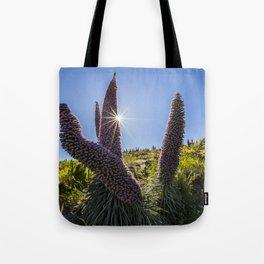 Tajinastes flower Tote Bag