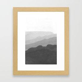 Landscape#3 Framed Art Print