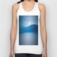lighthouse Tank Tops featuring Lighthouse  by Alyson Cornman Photography