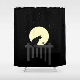 Encounters Shower Curtain