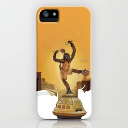 Mighty New Yorker iPhone Case