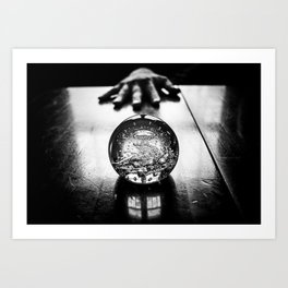 my own private universe Art Print