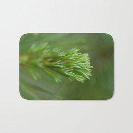 Pine Needle Macro Bath Mat