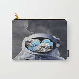 Romantic Astronaut Carry-All Pouch