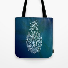 Pineapple Fields Forever Tote Bag