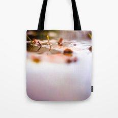 Leaf Reflect Tote Bag
