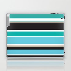 Vivid Stripes Laptop & iPad Skin