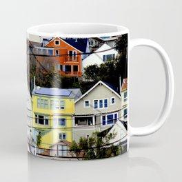 Just Like Puppets Coffee Mug
