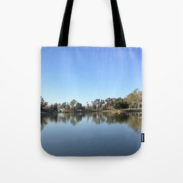 Let Us Reflect Tote Bag