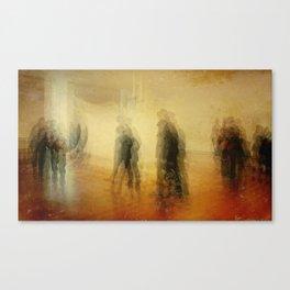 Exhibit Canvas Print