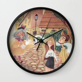 Lovely Tea Wall Clock