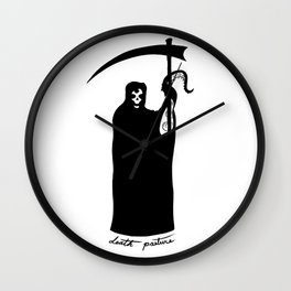 The Reaper Wall Clock