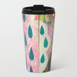 And the clouds are weeping Travel Mug