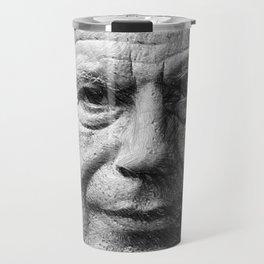 Anthony Bourdain Travel Mug