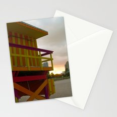 Beach Shack Stationery Cards