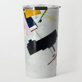 Kazimir Malevich - Suprematism Travel Mug
