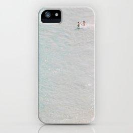 beach - summer of love II iPhone Case