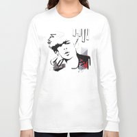 exo Long Sleeve T-shirts featuring Love Me Right - Chanyeol by putemphasis