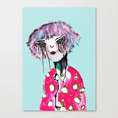 DRIP? Canvas Print