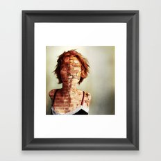 Complexity in a jaded world Framed Art Print