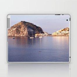 swimming to s'ant angelo Laptop & iPad Skin