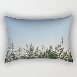 Fresh green sane Rectangular Pillow