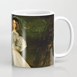 Karl Bryullov - A Rider Coffee Mug