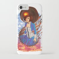 bioshock iPhone & iPod Cases featuring Bioshock by Vaahlkult