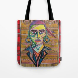Chief lightsitup Tote Bag