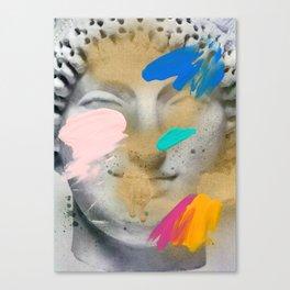 Composition 514 Canvas Print