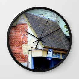 Cleaner Wash For Sale Wall Clock