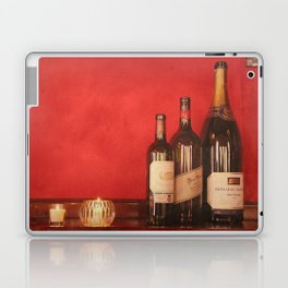 Wine on the Wall Laptop & iPad Skin