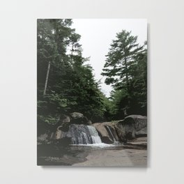 Grafton Notch State Park, Maine Metal Print