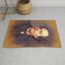 Gustav Mahler, Music Legend Rug