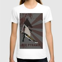 silent hill T-shirts featuring Pyramid Head - Silent Hill by BatSpats