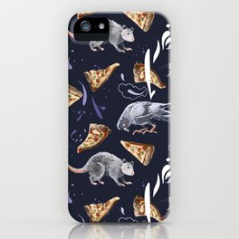 Pizza Day iPhone Case