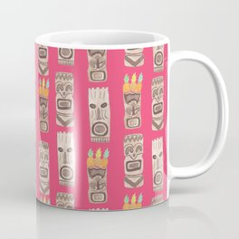 Tiki Coffee Mug
