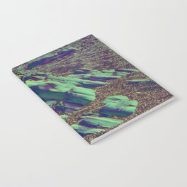 coastal pastel Notebook