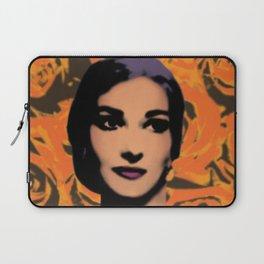 Glory Box - Maria Callas Laptop Sleeve