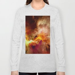 Pritty Clouds Long Sleeve T-shirt