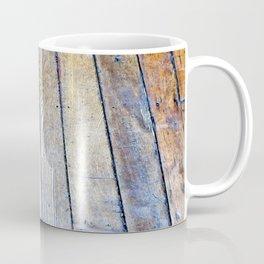 Floorboards Coffee Mug