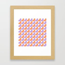 25 E=Mixcloud Framed Art Print