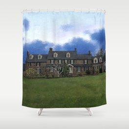 Pearl S. Buck House Shower Curtain