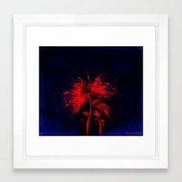 RFlower Framed Art Print