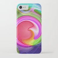 "agate iPhone & iPod Cases featuring "" Agate ""  by shiva camille"